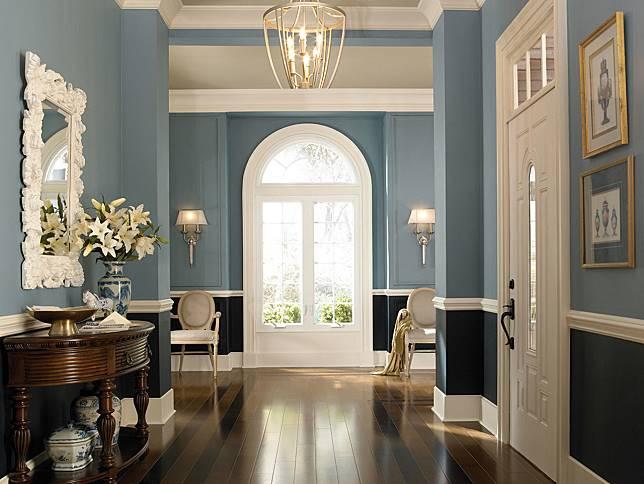 6 Perpaduan Warna Cat Rumah Untuk Kesan Artistik Nan Klasik