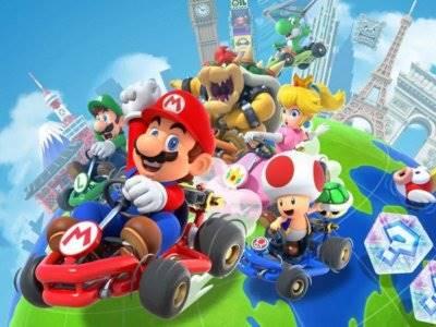 Nintendo Akhirnya Hadirkan Mode Multiplayer di Mario Kart Tour, Tapi..