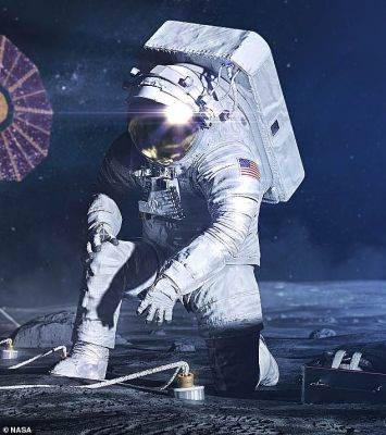 100+ Gambar Astronot Animasi Keren