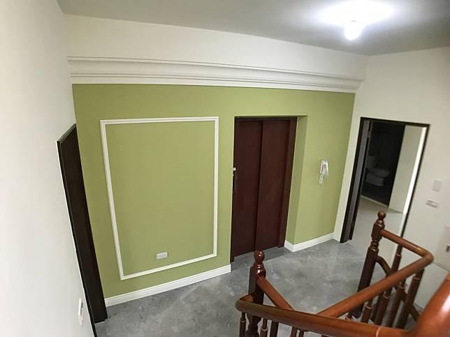 四樓樓梯間