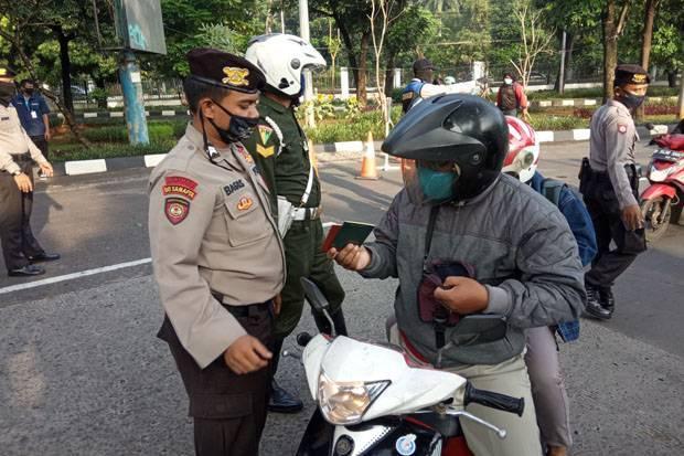 Ikuti DKI Jakarta, Wilayah Bodebek Berlakukan PSBB Transisi