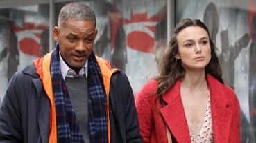 比《 Love Actually 》更暖心!Will Smith、Keira Knightley、Kate Winslet 聖誕新作《 Collateral Beauty 》情節超感動非看不可!