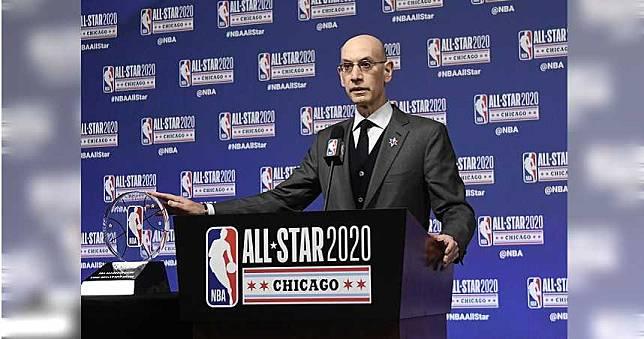 NBA高層減薪20%「共體時艱」 主席席佛損失6000萬元
