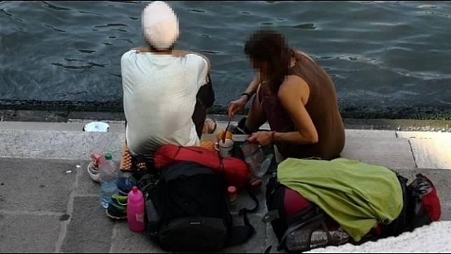 ตำรวจอิตาลี ปรับเงิน-สั่งให้นักท่องเที่ยวชาวเยอรมัน ออกจากเวนิส  ทำผิดกฎท่องเที่ยว