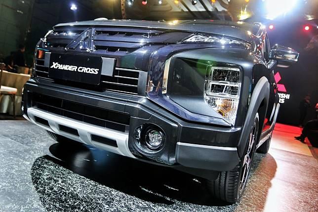 Xpander Cross bisa lebih aman pasang cover low engine