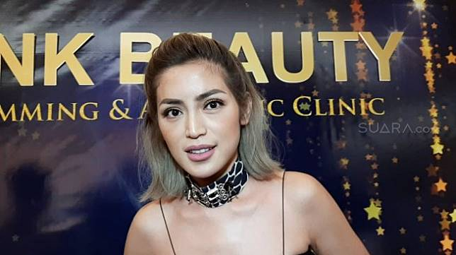 Jessica Iskandar [Yuliani/Suara.com]