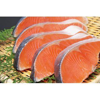 〈チリ産〉お買得銀鮭(甘口) 1切