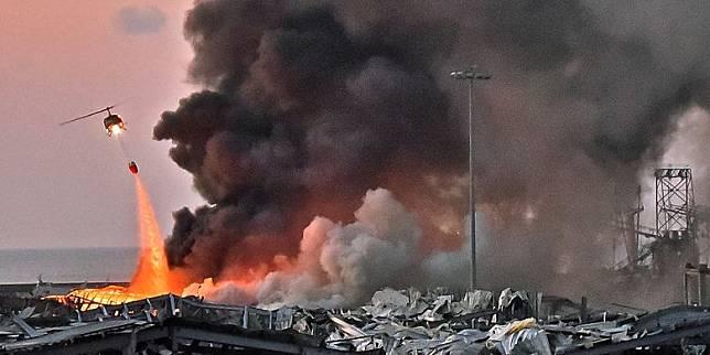 Selain Ledakan Lebanon, Ini 6 Ledakan Terbesar Sepanjang Sejarah