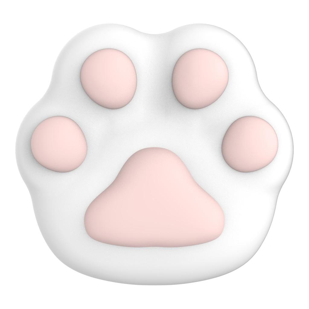 貓掌設計外型,兩種顏色特殊Q彈肉球觸感兩段加熱:48゚時可搭配按摩震動60゚可暖手、暖宮溫和療癒發光(暖白光、暖紅光)單機7種震動模式食品級親膚觸感矽膠IP67全機防水設計超靜音40分貝 以可愛的設計