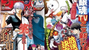 《週刊少年 Jump》宣布「銀魂」開啟最終章 漫畫迷喊:不能接受結束連載!