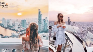 2018年曼谷旅遊首選新景點~吃、喝、玩、樂!一次滿足所有願望!