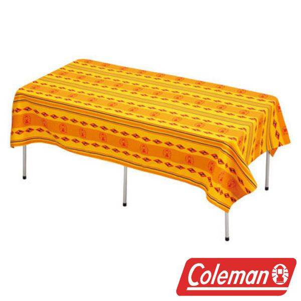 【美國Coleman】桌布-L 桌巾 防水 餐桌 野餐 露營 CM-9437