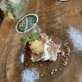 ティラミス - 実際訪問したユーザーが直接撮影して投稿した新宿カフェカフェ ウォールの写真のメニュー情報