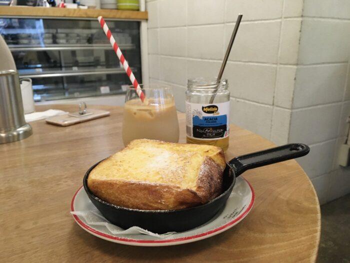 東京法式吐司パンとエスプレッソと