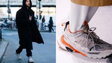 繼 Triple S 後全新力作!Balenciaga 推出 2018 全新鞋款「Track」