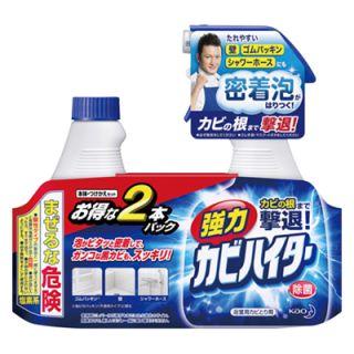 花王 強力カビハイター ペアパック 本体+付替