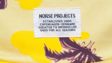 Norse Project X GOOD HOOD & Erik Parker 聯名帽款
