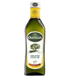 奧利塔 純橄欖油+頂級葵花油 各500毫升6罐