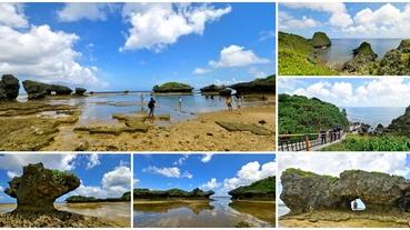 沖繩秘境景點 真榮田岬+ Beach51ザネー浜~一探祕境海灘,可浮潛還有好拍夢幻礁岩
