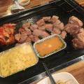 マニマニ肉SET!700G - 実際訪問したユーザーが直接撮影して投稿した大久保韓国料理韓国飲食店ドヤジ屋の写真のメニュー情報