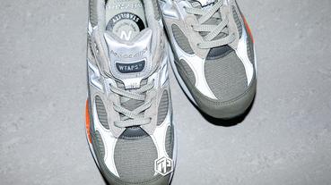 WTAPS x New Balance 最新聯名鞋款 M992 曝光!