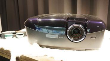 看過【三菱3D投影機HC7800D】才知電影院的3D不過是最基本的