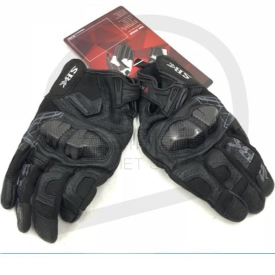 SBK SHOW-1 防摔手套 可觸控 真皮 透氣舒適 通勤 熱血防護耐磨 黑色《裕翔》