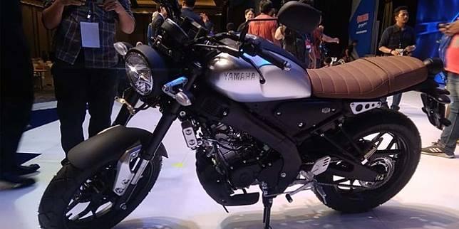 Yamaha XSR 155 (Otosia.com/Nazarudin Ray)