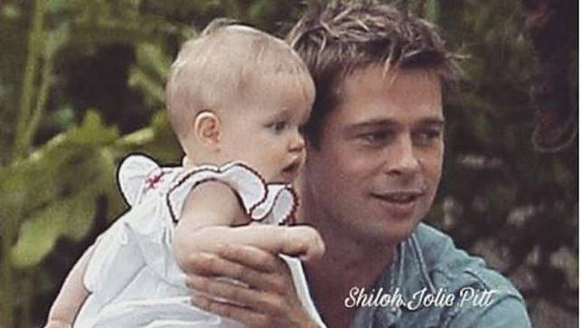 Shiloh Jolie-Pitt, putri Angelina Jolie dan Brad Pitt