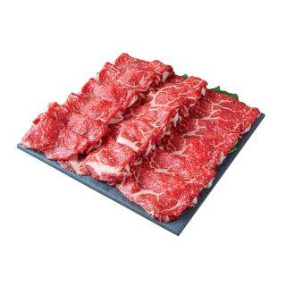 〈720牧場グループ牛〉牛ロース (すき焼き用・ステーキ用)(国産)  100g当り