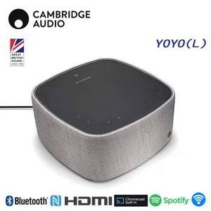 WIFI.藍牙.光纖.Aux 首度內建Chromecast 三面發聲設計 3個全音域單元及3個超低音單元 每個單元由獨立的放大器驅動 內置HiRes解碼