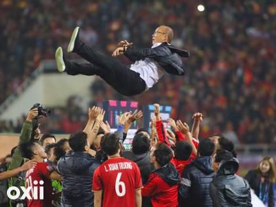Việt Nam: Cường quốc bóng đá khu vực