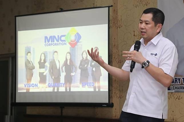 MNCN Bikin Layanan Streaming Terbesar di Asia, Ini Perspektif Digital Hary Tanoe