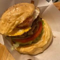 実際訪問したユーザーが直接撮影して投稿した新宿ハンバーガーburger kitchen CHATTY CHATTY(バーガーキッチン チャッティチャッティ)の写真