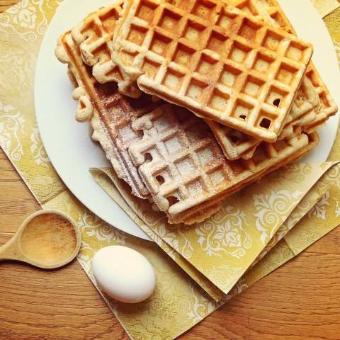 6 Jenis Waffle yang Harus Kamu Tahu
