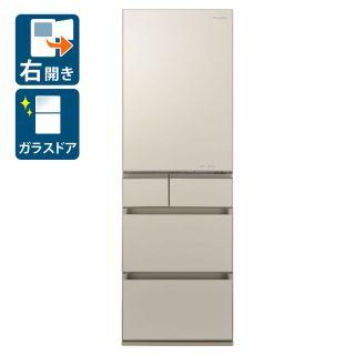 片開き5ドア冷蔵庫(NR-E455PX-N)