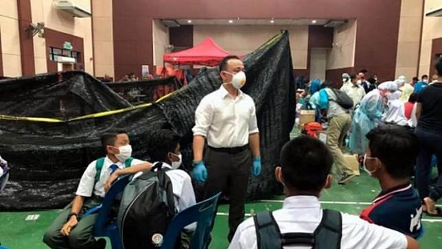 สิงคโปร์ตั้งข้อหาบุคคลปล่อยสารเคมีผิดกฎหมายลงสู่แม่น้ำ