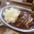 ハヤシライス - 実際訪問したユーザーが直接撮影して投稿した西新宿カフェSTORY STORYの写真のメニュー情報