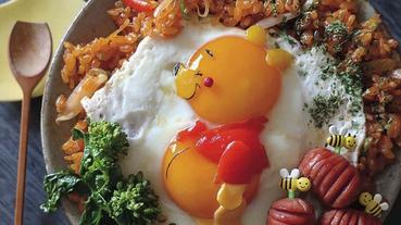 蛋營養又有創意! 令人讚嘆的日本媽媽便當「藝術」