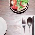 サラダバー - 実際訪問したユーザーが直接撮影して投稿した新宿野菜料理農家の台所 新宿3丁目店の写真のメニュー情報