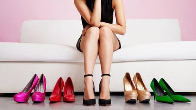 Tes kepribadian: Model sepatu bisa ungkap kepribadianmu. (Shutterstock)