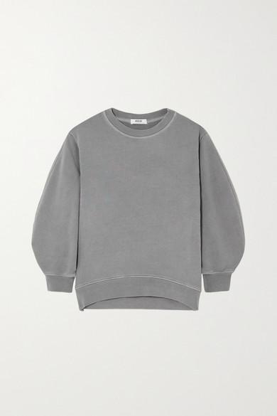 灰色纯棉平纹布 - 套穿款 - 100% 纯棉 - 机洗 - AGOLDE 这款