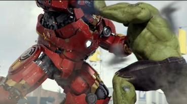 《復仇者聯盟 –2 奧創紀元》刪減影片流出?!鋼鐵人與浩克再度拳腳相向