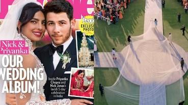 這才叫世紀婚禮!尼克強納斯與印度巨星的婚禮影片出爐 奢華到令人咋舌!