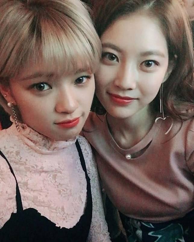 Jung Yeon dan Seung Yeon