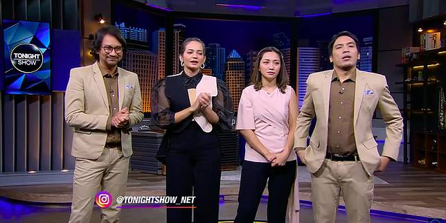 Tonight Show Episode Terakhir, Desta Unggah Video Kenangan dan ...