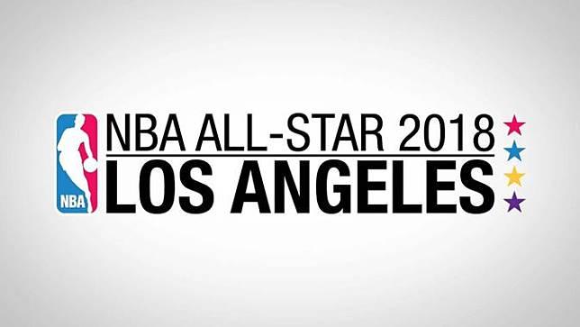 Logo NBA All-Star 2018