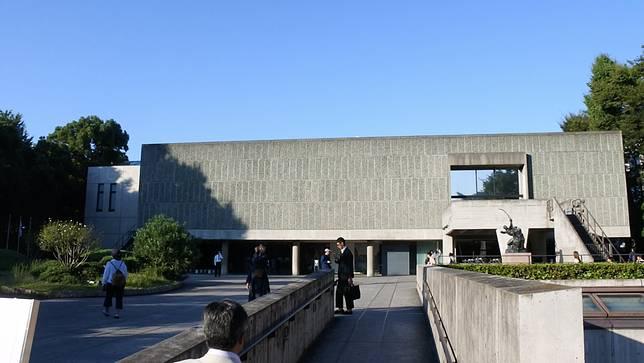 <p><b>國立西洋美術館</b></p>