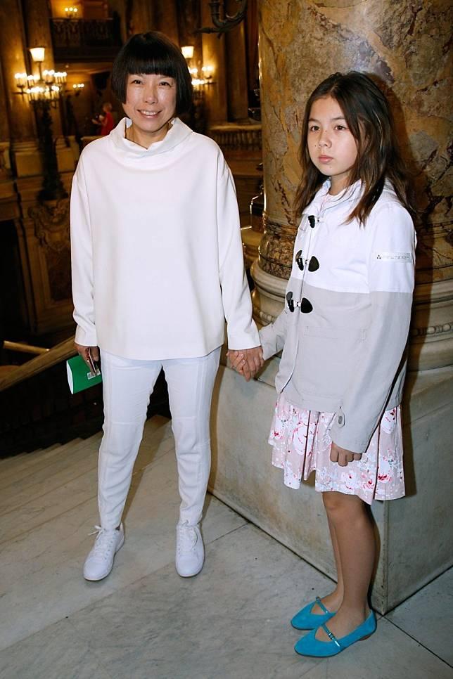 Vogue China editor's daughter gets a fashion awakening