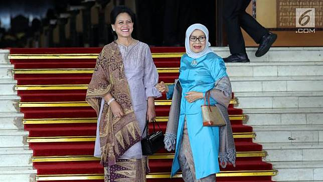 Tokoh Hadiri Pelantikan Anggota DPR
